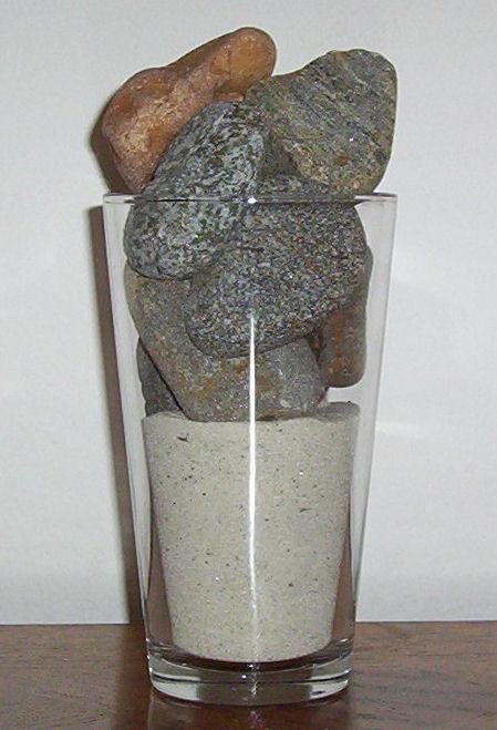 Big Rocks Last