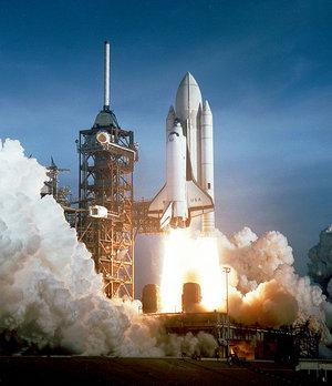80-20 Space Shuttle Launch